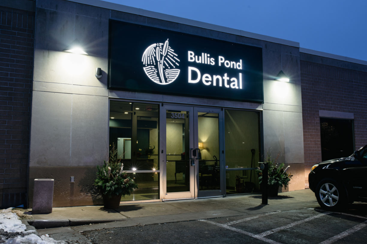 Bullis Pond Dental - Exterior